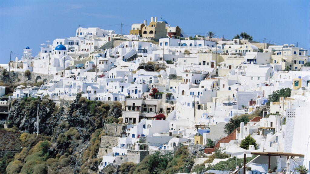 griekenland in april als zonvakantie